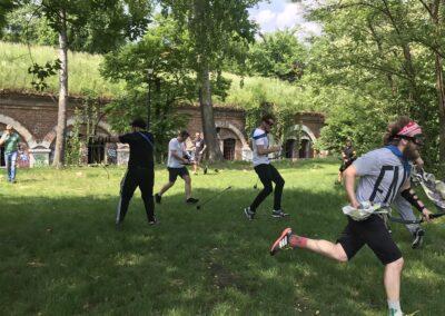 Forty Bema w Warszawie i Archery Tag jako jedna z atrakcji